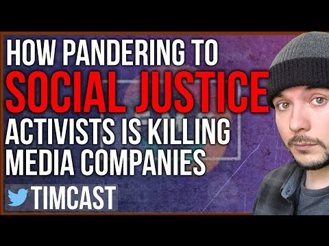 How Pandering to Social Justice is Killing Media Companies