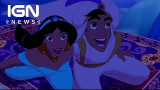 Aladdin Live-Action Remake Will Get New Songs - IGN News