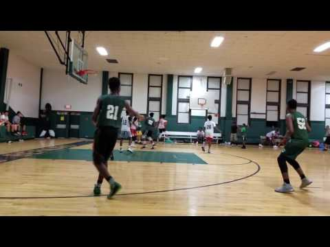 8/7/17: Elmont JV Summer League Championship - Elmont Spartans vs. Baldwin
