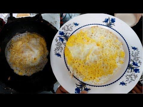 Bangladeshi chitoi pitha recipe ! Haw to make egg chitoi pitha ! Bengali popular street food