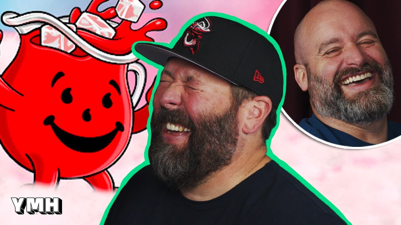 Download Tom Segura Discovers Bert Kreischer Drinks A Gallon Of Kool-Aid A Day | 2 Bears 1 Cave Highlight