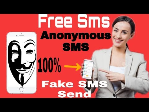 Send Fake Sms From Any Number|Free Anonymous Sms|Send Free Sms