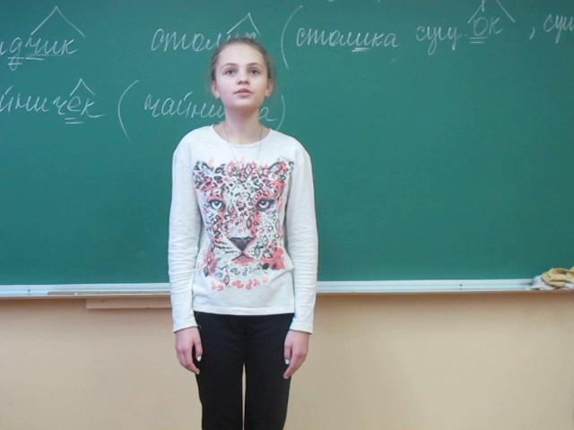 Изображение предпросмотра прочтения – КаринаРешетнёва читает произведение «Горные вершины» М.Ю.Лермонтова