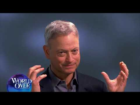 World Over - 2018-07-05 - Gary Sinise with Raymond Arroyo ...