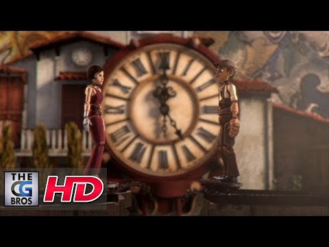 """CGI Animated Shorts : """"Little Darling""""- by Big Cookie Studios"""
