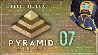 FTB Pyramind Reborn 07 - Actually Additions, Lava, Sugarcane