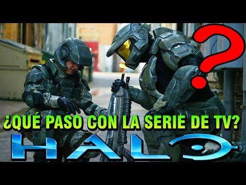 ¿Qué Paso con la Serie de Television de Halo? 4 Años Después...