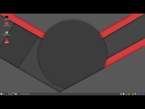 Install terminus terminal emulator on Linux Mint - YouTube
