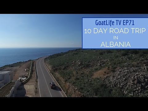 10 Day Road Trip in Albania