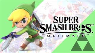 Main Theme - The Legend of Zelda: Tri Force Heroes - Super Smash Bros Ultimate OST