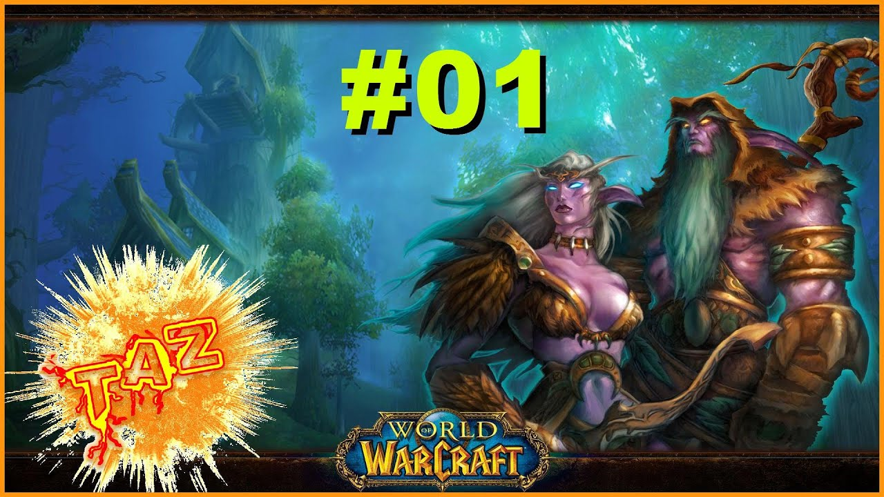 Classic World Of Warcraft #01 Der Beginn Reise