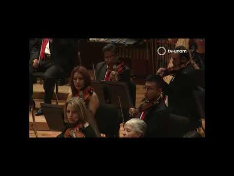 Jorge Federico Osorio -  Piano Concerto No. 1, Op. 28 (Ginastera)