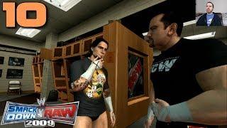WWE SmackDown vs. Raw 2009: Road to WrestleMania #10