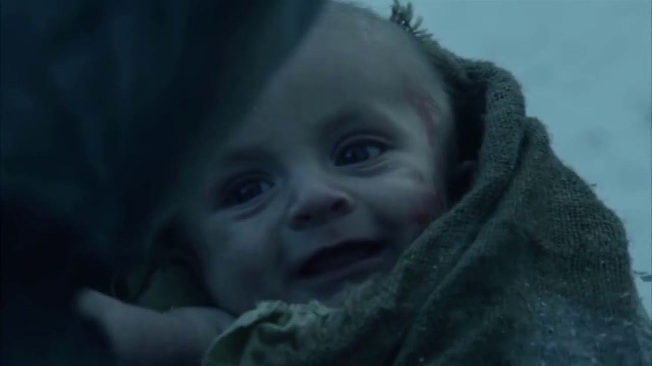 The Birth Of The White Walkers S04e04 Game Of Thrones Youtube