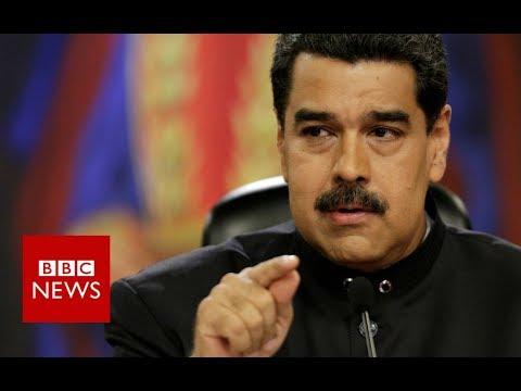 Venezuela crisis: Trump warns Maduro over jailed opponents - BBC News