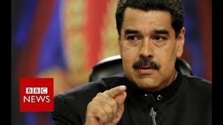 Venezuela crisis: Trump warns Maduro over jailed opponents - BBC News