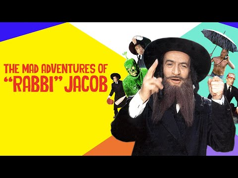 The Mad Adventures Of Rabbi Jacob 1973 Trailer Louis De Funes Miou Miou Suzy Delair Youtube