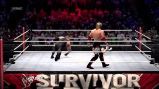 WWE '13 Cm Punk vs The Undertaker - WWE Championship