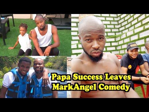 Uzzy Efizzy Leaves Mark Angel Comedy Just Like Denilson Igwe