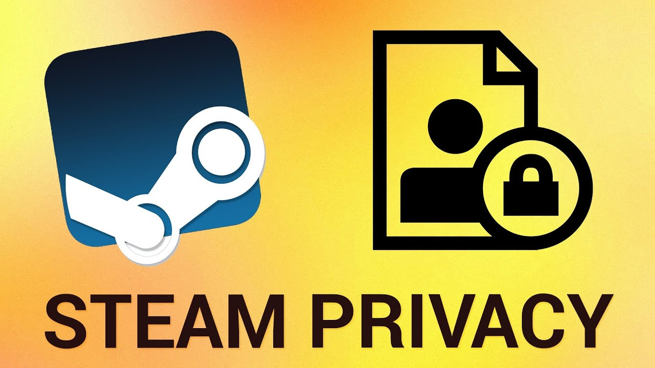 How to Set Steam Account Privacy Settings