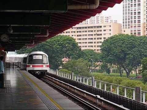 シンガポールMRT東西線 C651型 C...