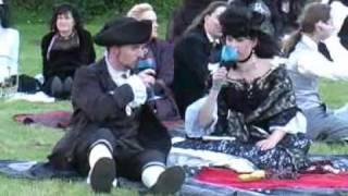 WGT 2009 Picknick am Parkschlösschen