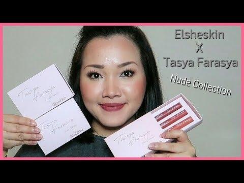 elsheskin-x-tasya-farasya-nude-collection- -review-swatch- -ymarymy
