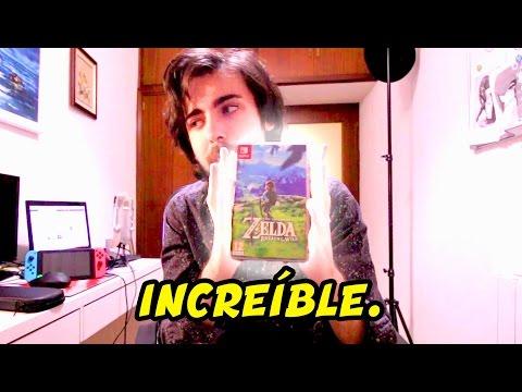 Mi opinión después de completar Zelda Breath of the Wild