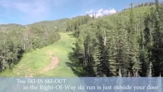 Ski In Ski Out SMT 21
