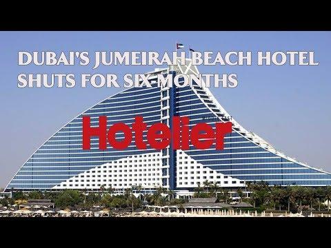 Dubai's Jumeirah Beach Hotel shuts for 6 months for COMPLETE overhaul