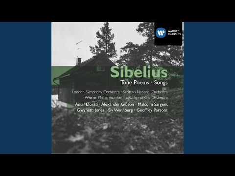 Karelia Suite, Op. 11: II. Ballade (Tempo di menuetto)