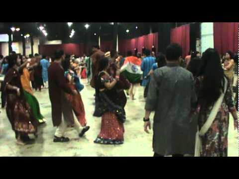 Falguni Pathak Dandiya 2010 Raritan Center, New...