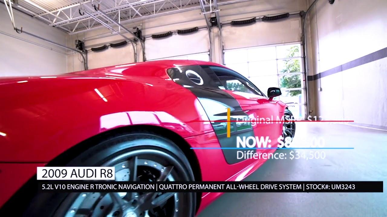 8c908d7695 Ultimo East  2009 Audi R8 9.11 - YouTube