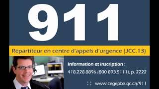 AEC Répartiteur en centre d'appels d'urgence (JCC.13)