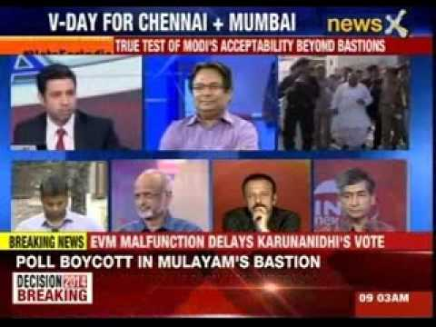 Lok Sabha Election 2014: Battle in Maharashtra