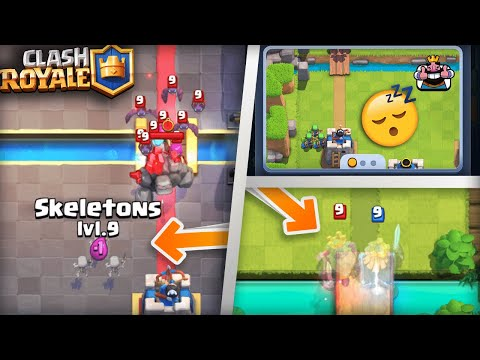 25 Things We've All Done In Clash Royale (Part 7) from YouTube · Duration:  10 minutes 12 seconds