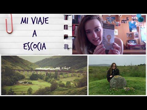 Mi viaje a Escocia y libros | Harry Potter + Outlander