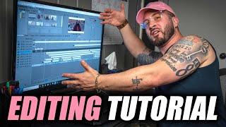 How To Edit a Music Video (Tutorial) screenshot 2