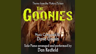 The Goonies: Main Theme for Solo Piano