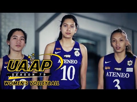 Finals: Ateneo Lady Eagles | UAAP 79 WV