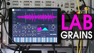 granular Synthesis and Test Equipment Soundpack for Audio Damage Quanta