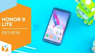 Honor 9 Lite Review - A Premium Smartphone with Quad Cameras That Won't Break The Bank