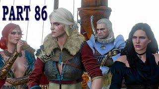 The Witcher 3 Wild Hunt Gameplay Walkthrough Part 86 - Battle Preparations - The Sunstone [1080p HD]