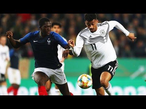 Germany vs. France 2-2 | Highlights | U21 Friendly