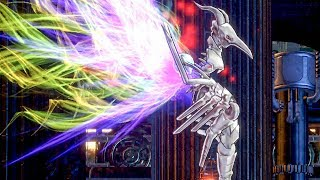 Bloodstained Ritual of the Night - Andrealphus (No-Damage) Boss Fight