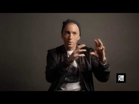 The Defiant Ones - Eminem Talks About Signing 50 Cent