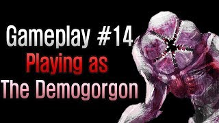 Dead by Daylight - Gameplay #14 Playing as The Demogorgon