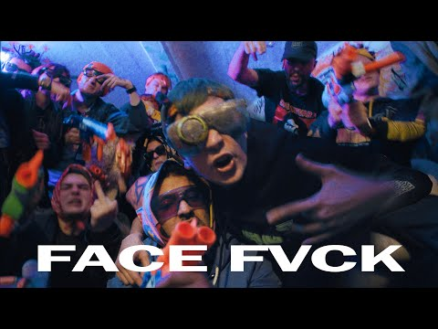 СЛАВА КПСС - FACE DISS (FACEFVCK)