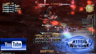 FFXIV: ARR - Cutter's Cry - Chimara - Final Boss - Summoner POV
