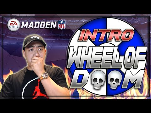 Wheel Of Doom Is Back!! Intro To The Series!! Madden Mobile 18